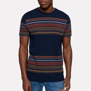 RVLT Panel Stripe T-Shirt