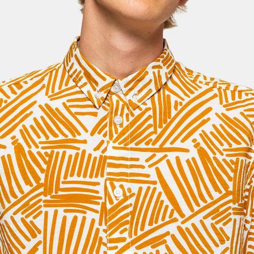 RVLT Nicolas Woven S/S Shirt