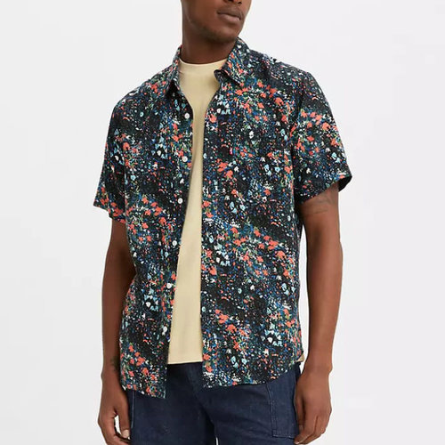 Levis Sunset One Pocket S/S Shirt
