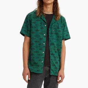 Levis Cubano Camp Shirt