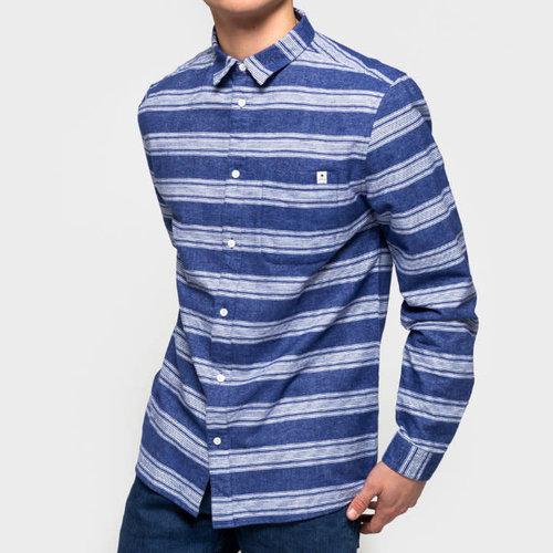 RVLT Sune Striped L/S Shirt