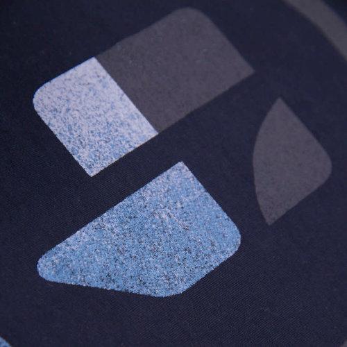 Garcia Logo Print L/S Tee