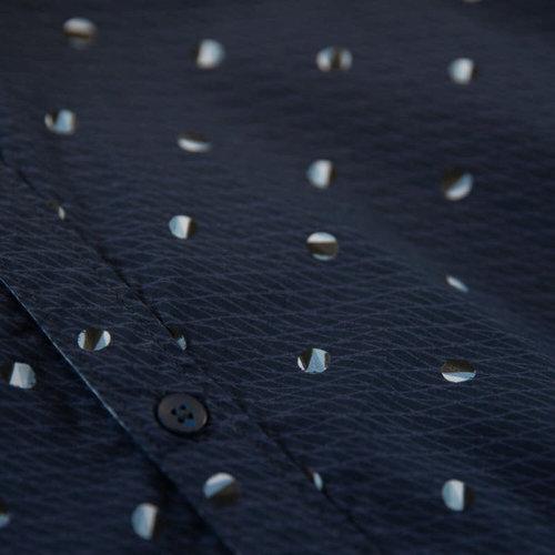 Garcia Allover Print Button-Up S/S Shirt