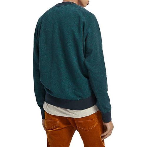 Scotch & Soda Raglan Crewneck Sweatshirt