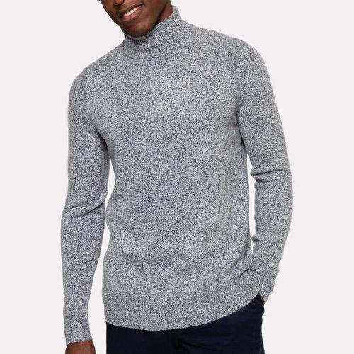 RVLT Turtleneck Knit Sweater