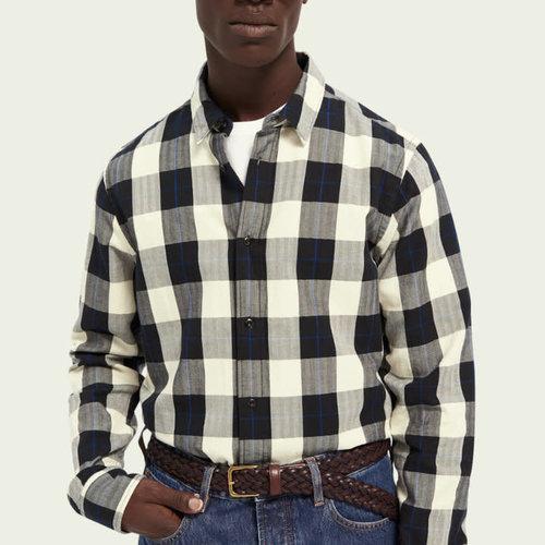 Scotch & Soda Classic Check Shirt