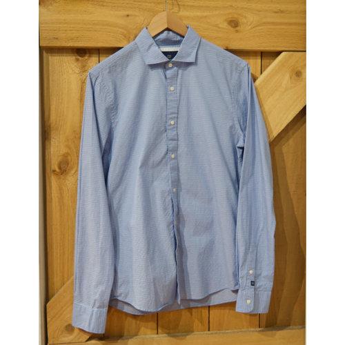 Scotch & Soda Classic Pattern Poplin Shirt