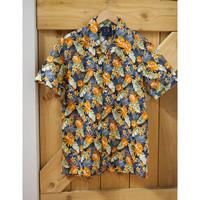 Hawaiian Floral S/S Shirt