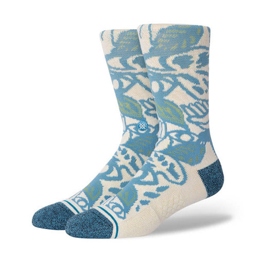 Stance Life Cosmic Leaf Canvas Infiknit Socks