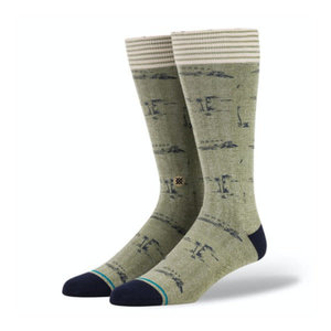 Stance Isle Tropics Butterblend Socks