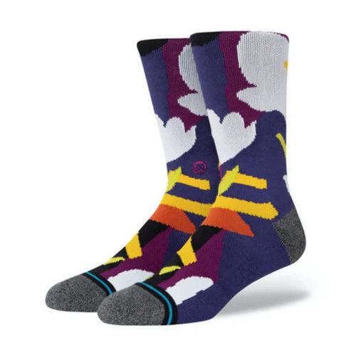 Stance Life Abstract Doran Infiknit Socks