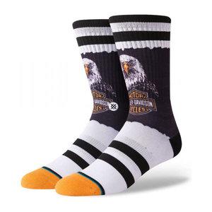 Stance Harley Davidson Bald Eagle Socks