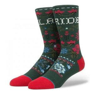 Stance Slay Ride Christmas Socks