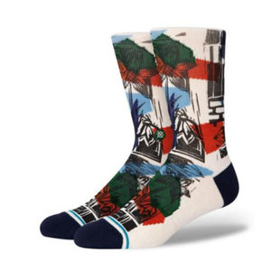 Stance Daisy Block Infiknit Socks