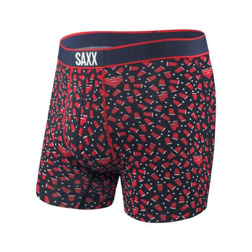 SAXX Vibe Boxer Brief - Beer Pong
