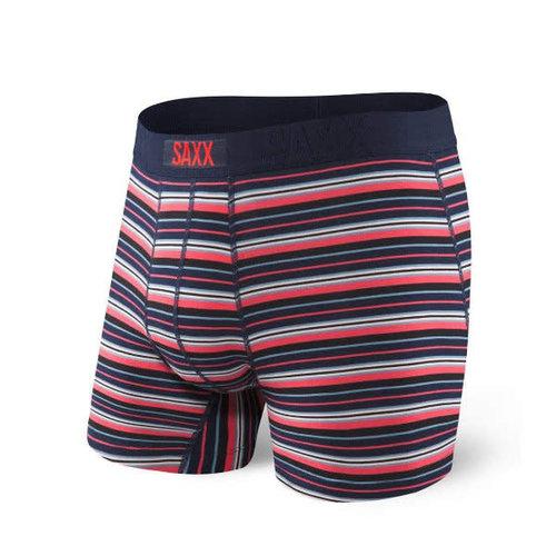 SAXX Undercover Boxer Brief - Monument Stripe