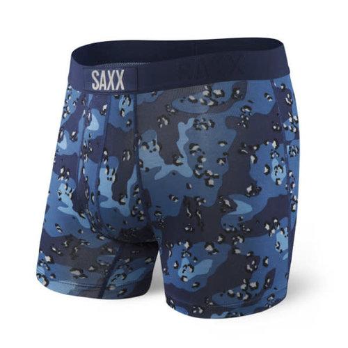 SAXX Vibe Boxer Brief - Blue Nighthawk