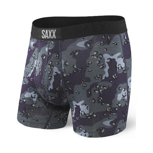 SAXX Vibe Boxer Brief - Purple Nighthawk