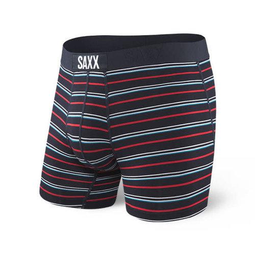 SAXX Vibe Boxer Brief - Ink Coast Stripe