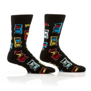 Yo Sox Arcade Crew Socks