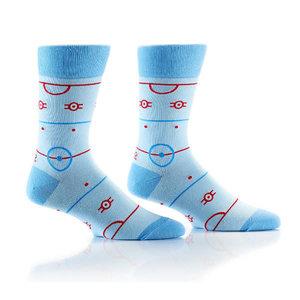 Yo Sox Ice Time Crew Socks