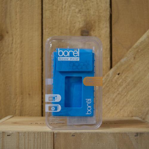 Borel Silicone Wallet - Blue