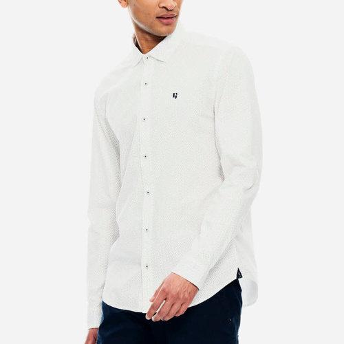 Garcia Mini Polka Dot Print Shirt