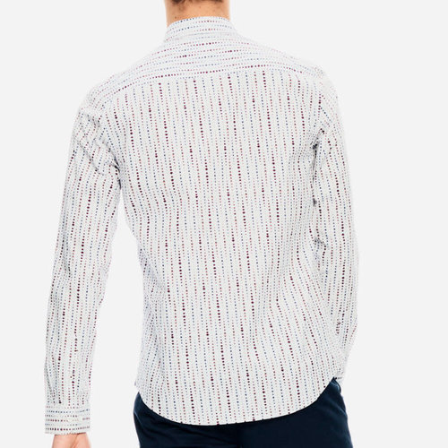 Garcia Circles All-Over-Print Shirt