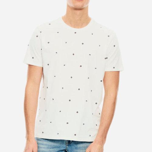 Garcia Rings Print T-Shirt