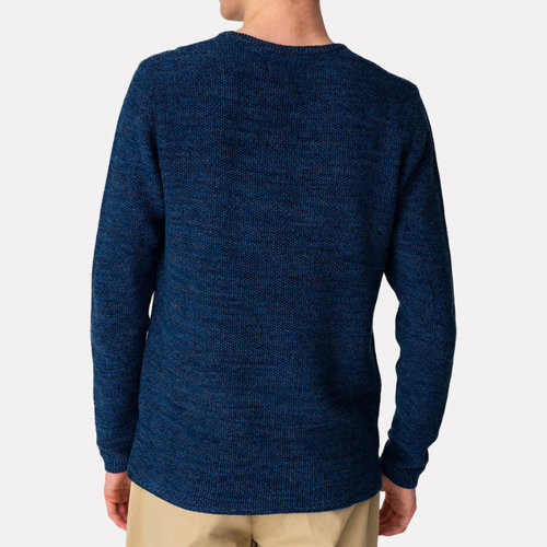 RVLT Mixed Knit Sweater