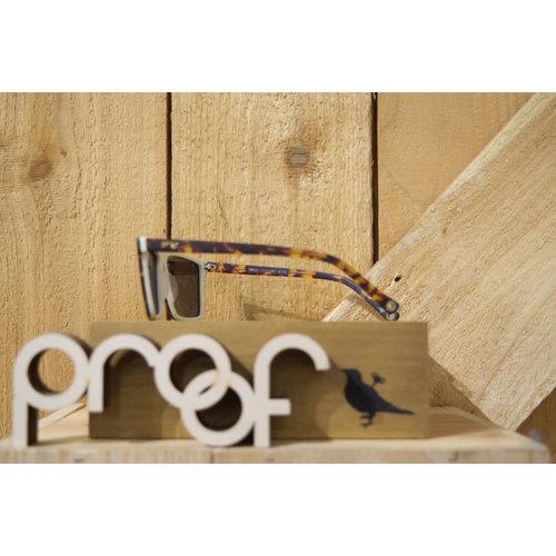 Proof Tortoise Cosmo Polarized Sunglasses