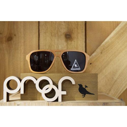 Proof Rockies Bone Polarized Sunglasses