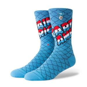 Stance Captain America Marvel Socks