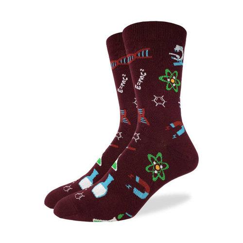 Good Luck Sock Science Lab Socks