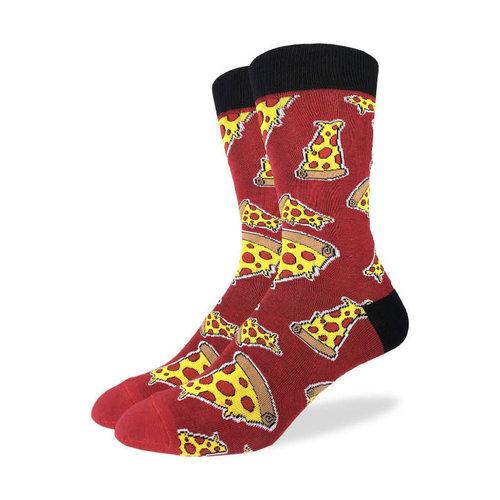 Good Luck Sock Pizza Socks