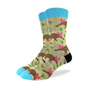 Good Luck Sock Aardvark Socks