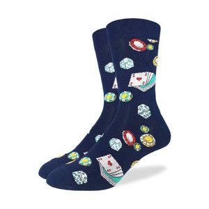Good Luck Sock Casino Socks