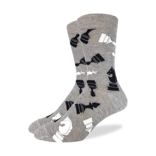 Good Luck Sock Chess Socks