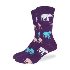 Good Luck Sock Elephant Socks
