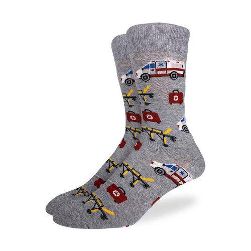 Good Luck Sock Paramedic Socks