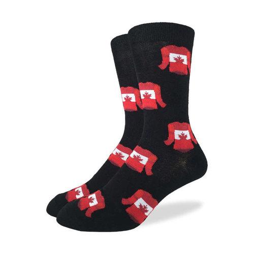 Good Luck Sock Canada Jersey Socks