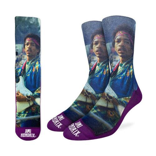 Good Luck Sock Jimi Hendrix Concert Socks