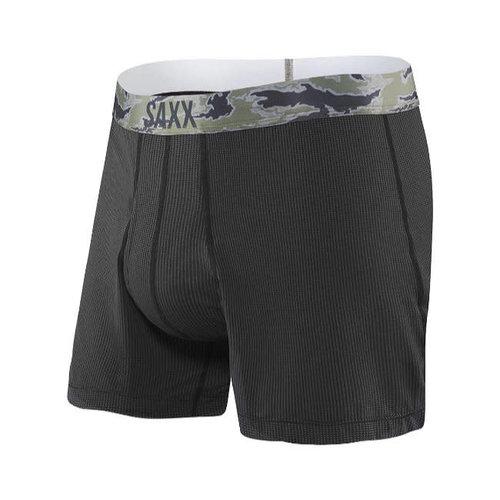 SAXX Loose Cannon Boxer Brief - Black