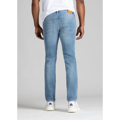 Du/er Performance Denim Slim Jeans - Cascade