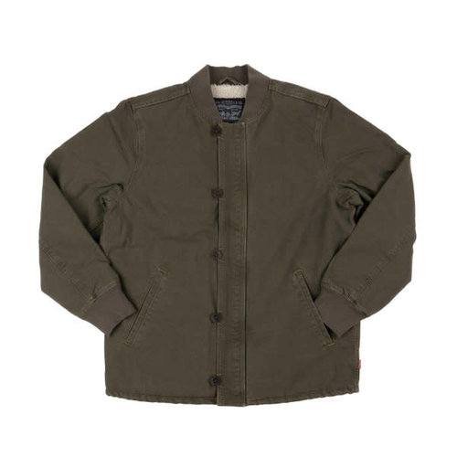 Levis Deck Bomber Jacket