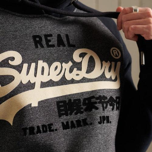 Superdry Duo Raglan Hoodie