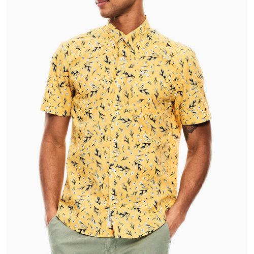 Garcia Sketch Floral S/S Shirt