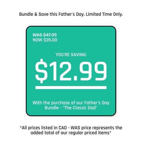 Father's Day Bundle The Classic Dad