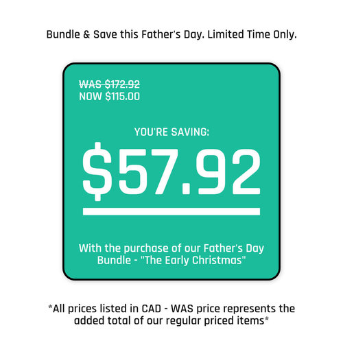 Father's Day Bundle The Early Christmas