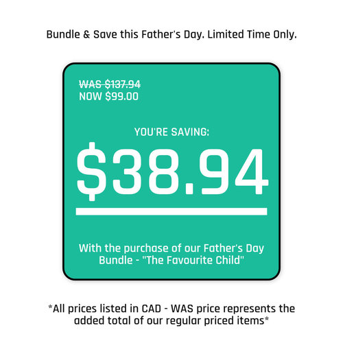 Father's Day Bundle The Favourite Child